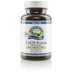 5-HTP Power (60 Caps) By Nature's Sunshine