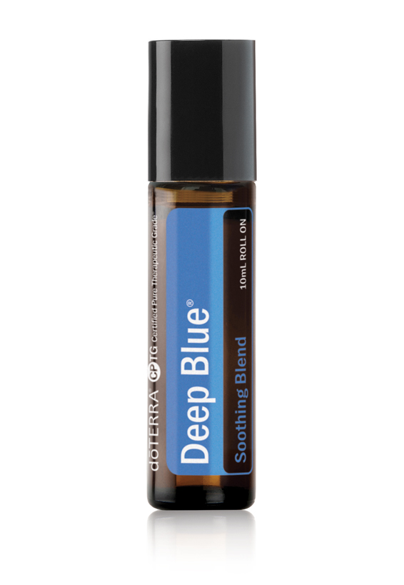 doTERRA Deep Blue® roll-on  Soothing Blend 10mL