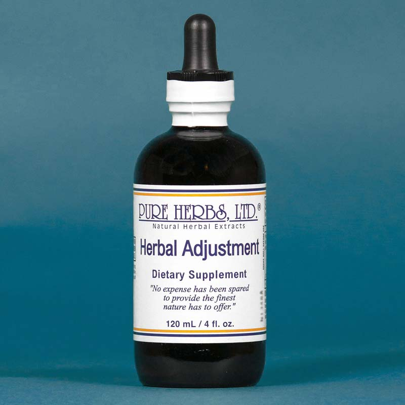 Herbal Adjustment  4 fl. oz.