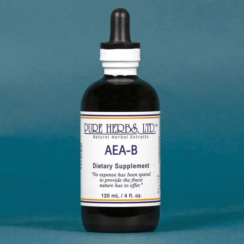 AEA-B  (Allergy, Emphysema, Asthma) 4 fl. oz.