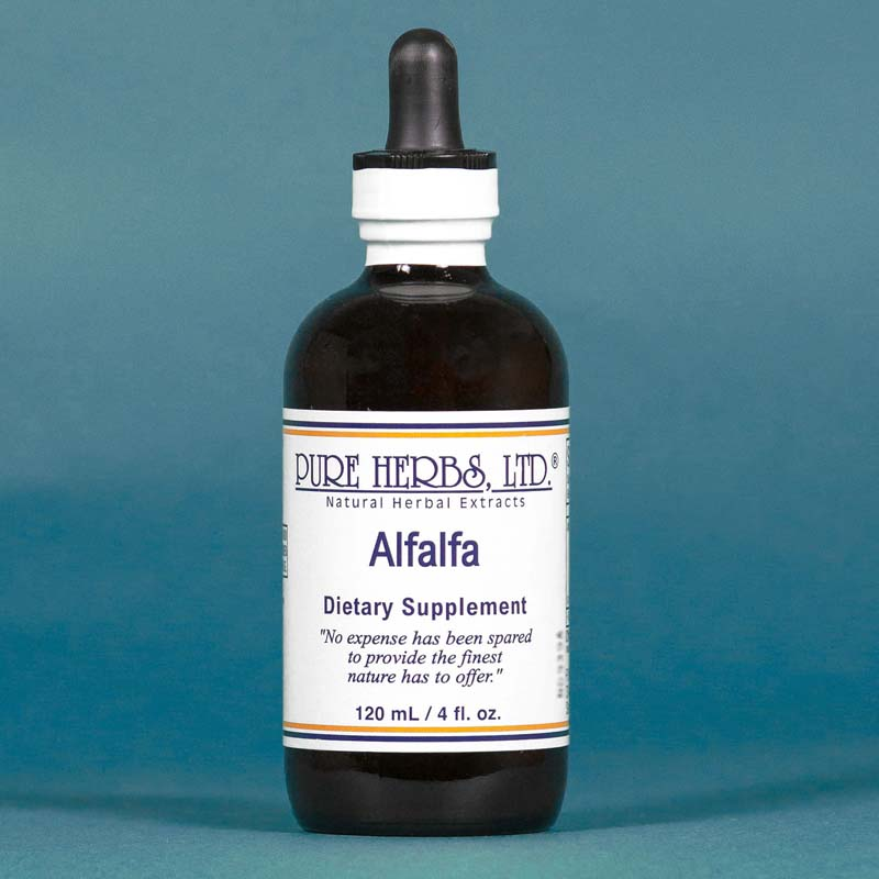 Alfalfa Extract  4 fl. oz.