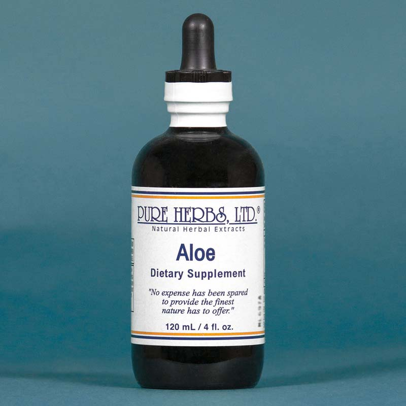Aloe (African Bitter) Extract  4 fl. oz.