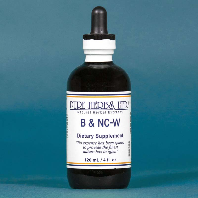 B & NC-W  (Brain and Nerve Cocktail) 4 fl. oz.
