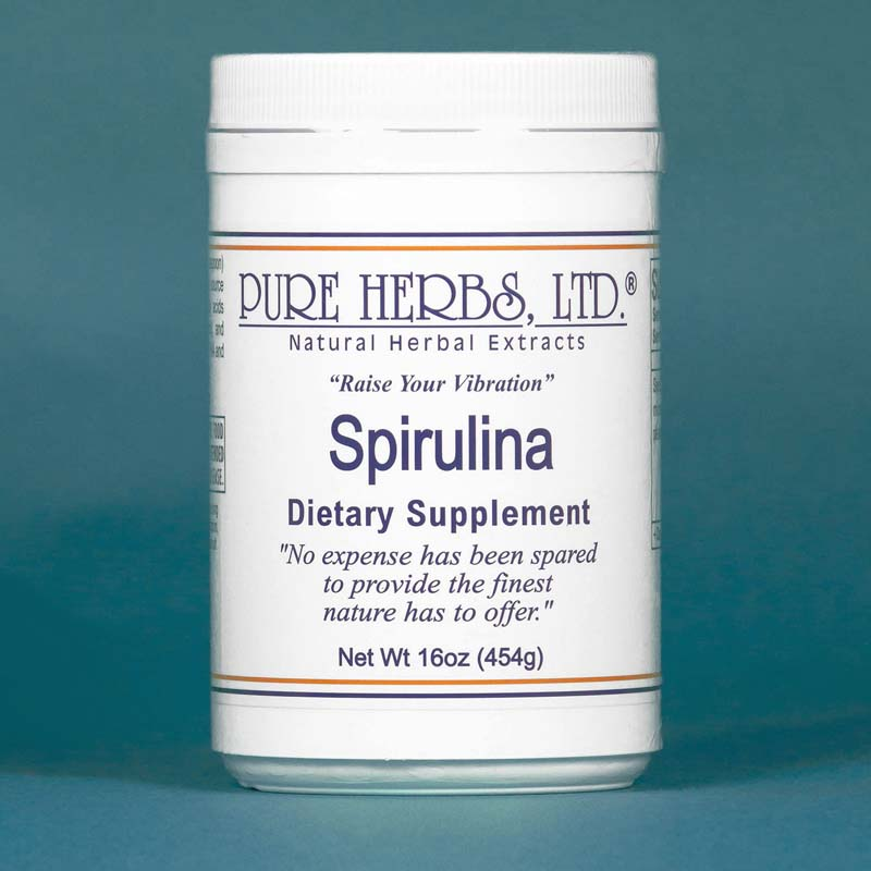 Spirulina Bulk Powder 16oz