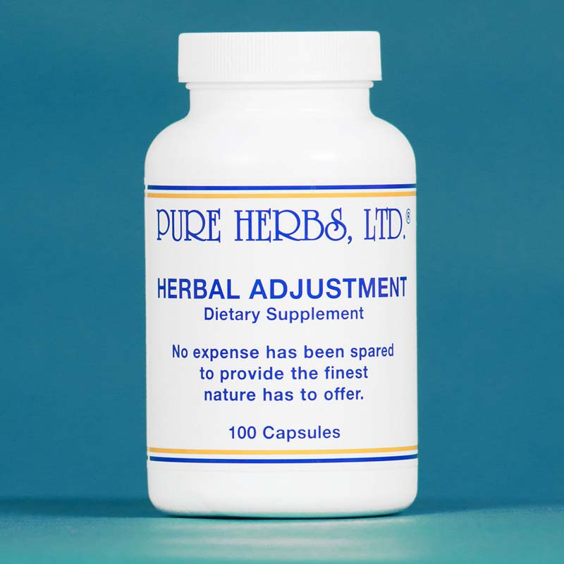 Herbal Adjustment 140 Capsules
