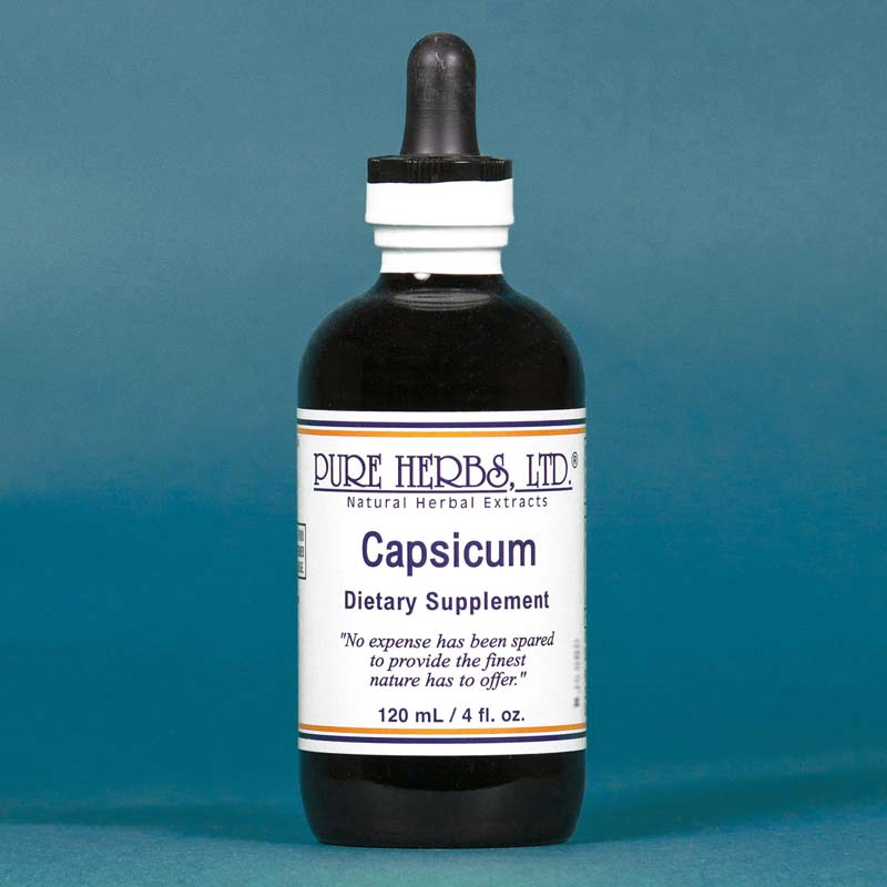 Capsicum Extract 4 fl. oz