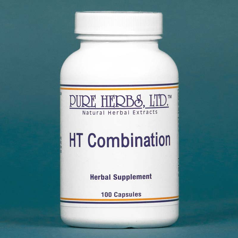 HT Combination (Heart Tonic Combination) 100 Capsules