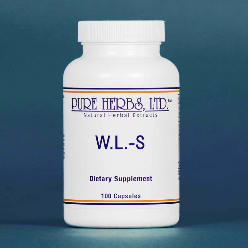 DISCONTINUED WL-S  (Weight Loss) Capsules