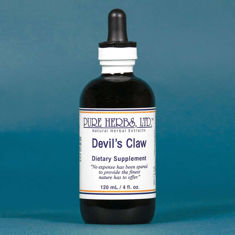 Devil's Claw Extract  4 fl. oz.