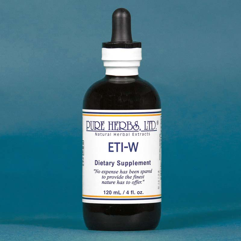 ETI-W (Ear and Throat Infections) 4 fl. oz.