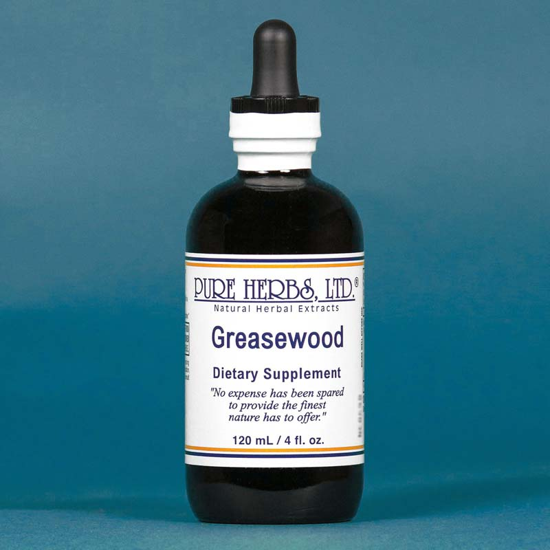 Greasewood/ Chaparral Extract  4 fl. oz.