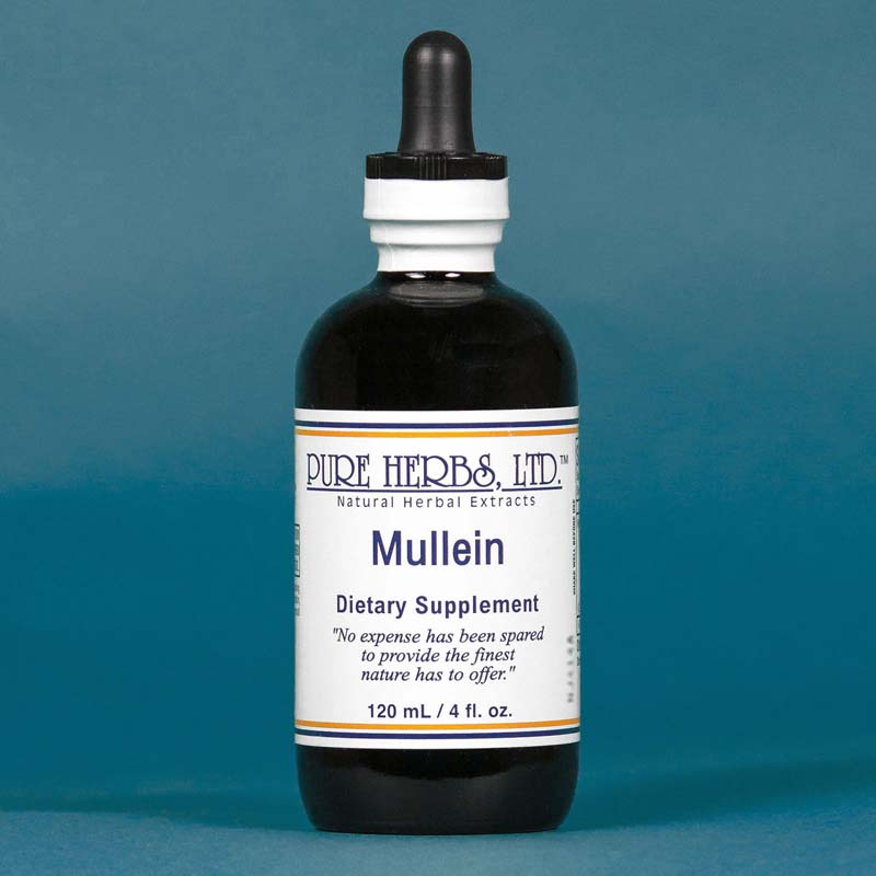 Mullein Extract  4 fl. oz.