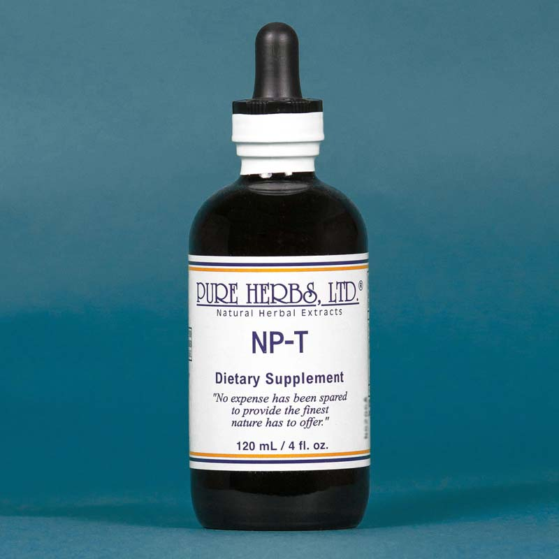 NP-T (Nerve Pain-Thompson)  4 fl. oz.