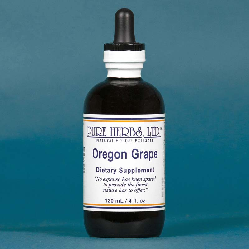 Oregon Grape Extract  4 fl. oz.