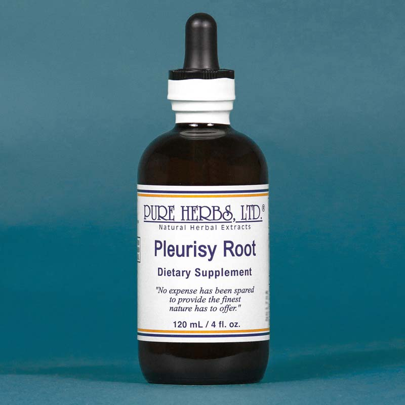 CURRENTLY UNAVAILABLE Pleurisy Root Extract  4 fl. oz.