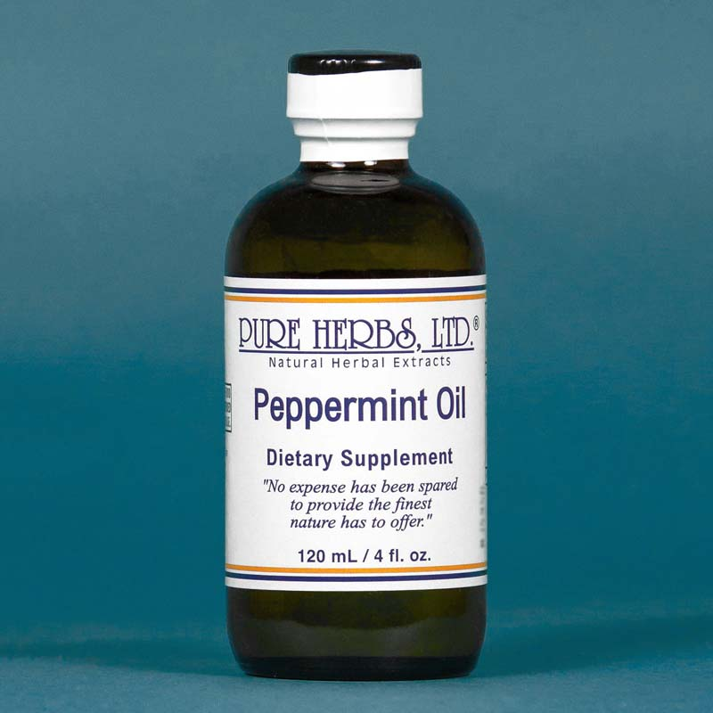 Peppermint Oil   4 fl. oz.