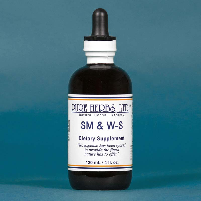 SM & W-S (STIMULANT FOR MEN & WOMEN SOLOMON)  4 fl. oz.
