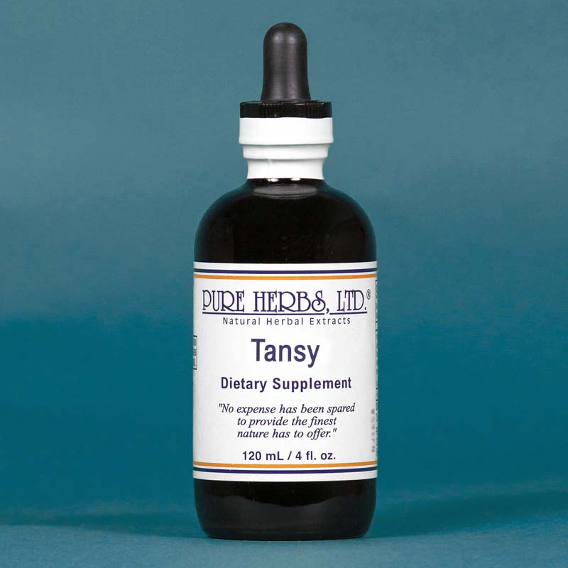 Tansy Extract  4 fl. oz. DISCONTINUED