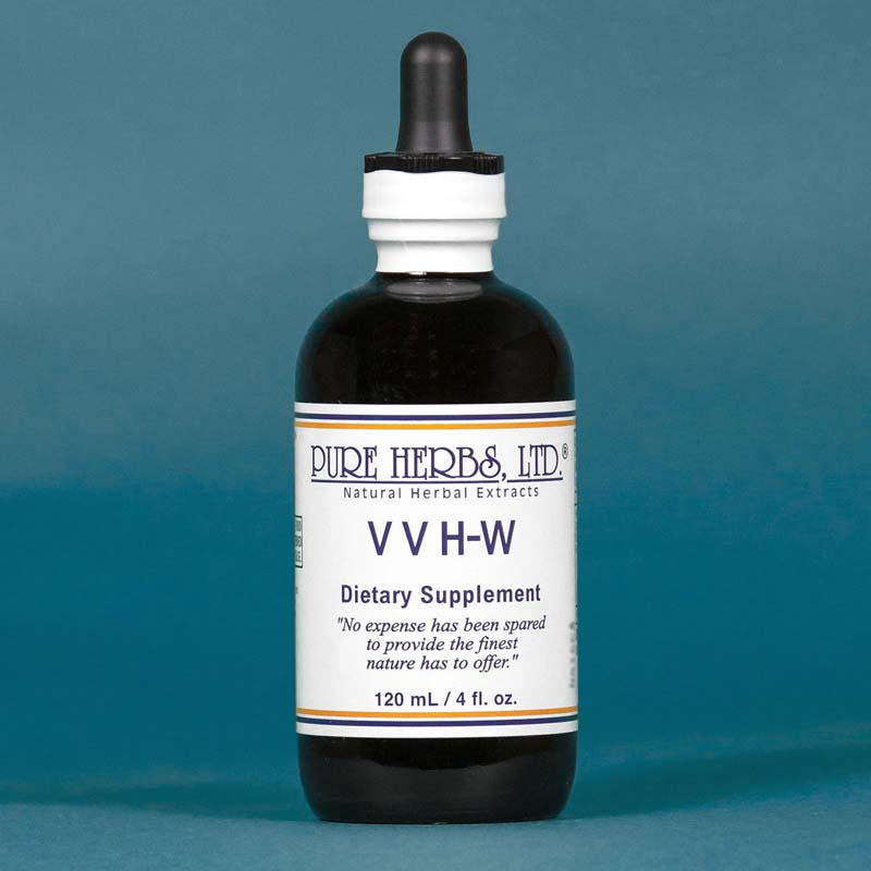 VVH-W  (Varicose Veins and Hemorrhoids)   4 fl. oz.