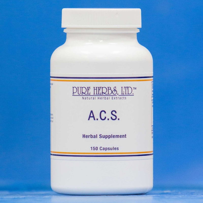 A.C.S. (All Cells Salts) 150 Capsules