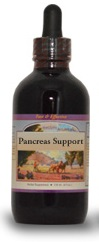 Pancreas Support Formula 4 fl. oz. By Western Botanicals